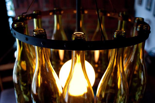 Rainville Design contemporary-chandeliers
