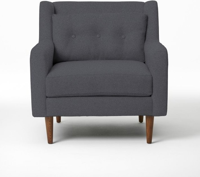 Crosby Armchair, Solids modern-armchairs