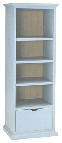 Newport Cottages Toy Bookcase contemporary-toy-storage