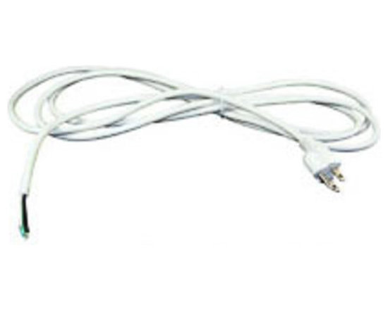 MaxLite - MaxLite SKFHBLC120 120V cord with plug (10 feet) - This 10 foot long power cord is for connecting a BayMAX LED Linear High Bay Light or other luminaire to 120 VAC. Standard 3-wire 120 VAC North American plug.