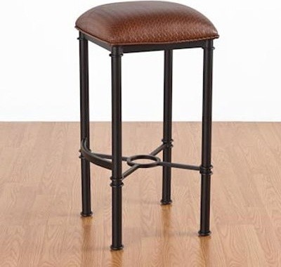 Hermosa 26 in. Counter Stool - Backless - No Swivel modern-bar-stools-and-counter-stools