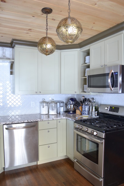 1920s cottage traditional-kitchen