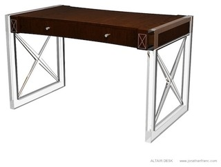 ALTAIR DESK By Jonathan Franc Modern Desks And Hutches Orange County