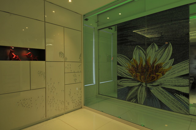 High end residential project at Wadala. modern-bedroom