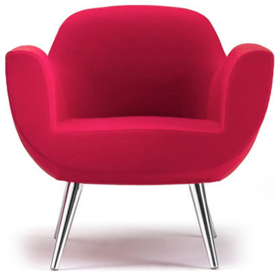 Birdy Lounge Chair by Kubikoff modern-living-room-chairs