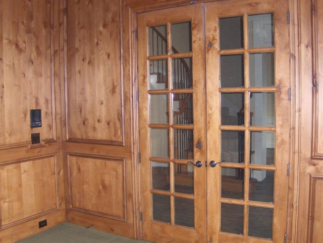 TDT Interior Doors traditional-family-room