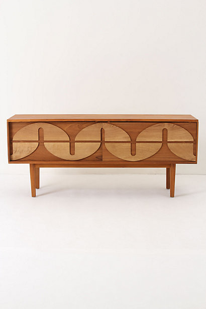 Bluhm Credenza Midcentury Buffets And Sideboards By