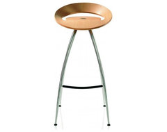 Magis Lyra Barstool, Set of 4 modern bar stools and counter stools