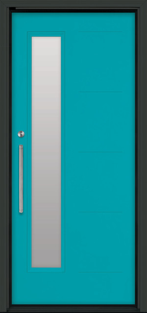 Narrow Lite Door : Madero narrow lite fiberglass entrance system