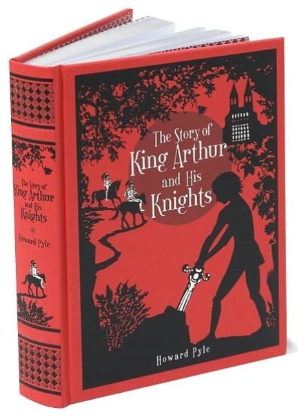 The Story of King Arthur and His Knights traditional books