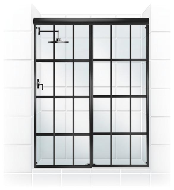 GRIDSCAPE™ Series Sliding Shower Door Conversion Kit ...