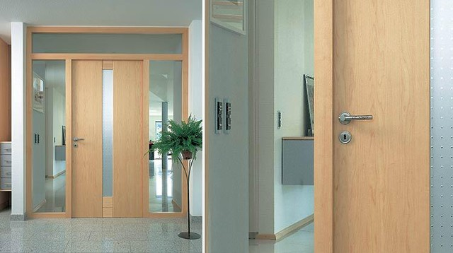 modern-interior-doors Interior French Doors With Sidelights And Transom