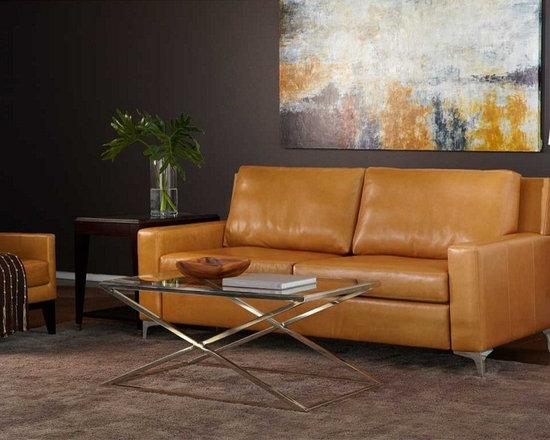 The American Leather Comfort Sleeper -