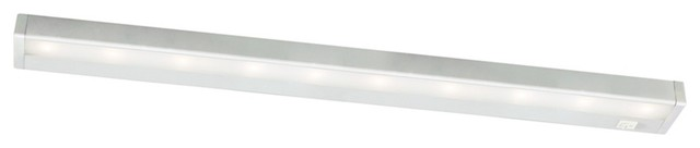 "WAC White LED 30"" Wide Under Cabinet Light Bar modern-kitchen-lighting-and-cabinet-lighting"