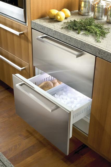 Sub Zero 27 Quot Built In Double Drawer Refrigerator Freezer