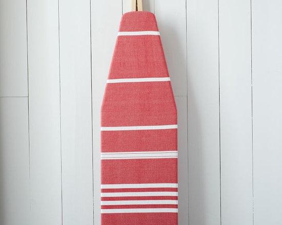 Cotton Ironing Board Cover, Heartland Stripe -