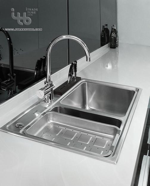 kitchen, kitchen islands modern-kitchen-sinks
