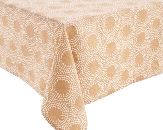 Oyster Tablecloth -