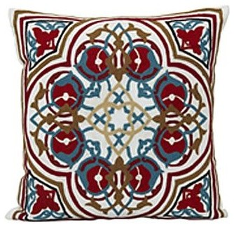 Jamie Young Co. Ginger Pillow traditional-decorative-pillows