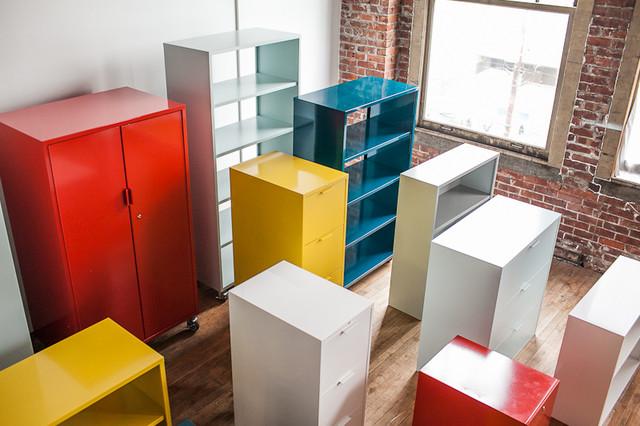 Metal Storage 1.0 modern-home-office