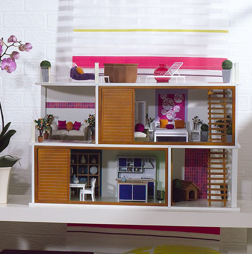 Ocean Drive Dollhouse kids-toys-and-games