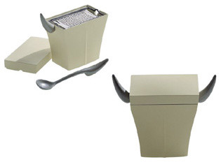 Alessi Mister Meumeu Cheese Cellar modern-graters-and-peelers