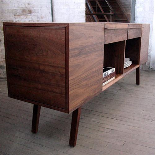 Ali Sandifer Studio Edith Credenza modern-storage-cabinets
