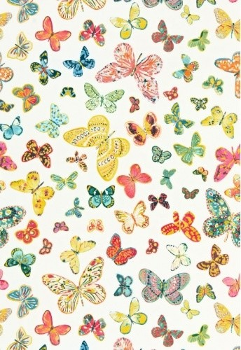 Butterfly Fabric contemporary-fabric