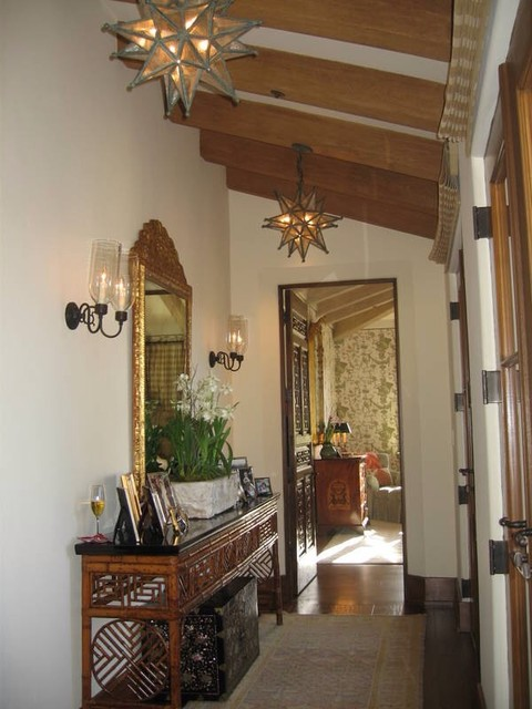 Spanish Colonial Home traditional