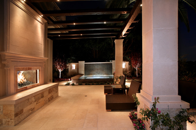 AMS Landscape Design Studios mediterranean landscape
