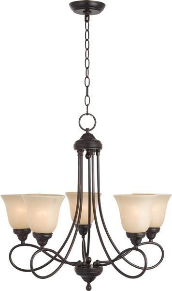 Nova 5-Light Chandelier modern-chandeliers