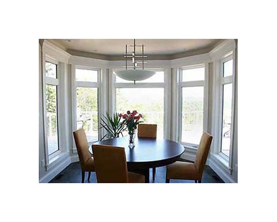 Dining room windows -