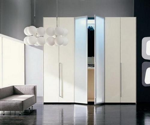 Bi-fold doors - Modern - Closet Organizers - other metro - by DAYORIS Doors / Panels