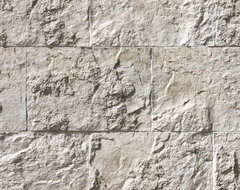 Coronado Getty Stone Tile - Color: Embassy Blend - Stone Veneer Tile mediterranean-siding-and-stone-veneer