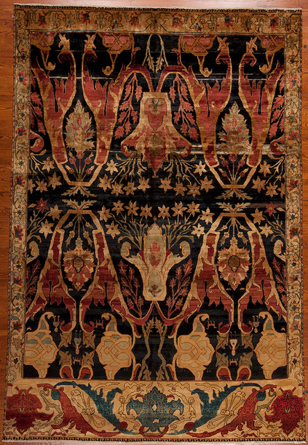 Noble House (125057), 8-8 x 12-10 traditional-rugs