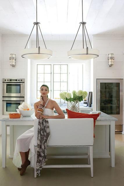 Kitchen Lighting contemporary-kitchen-island-lighting