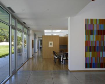 Sharpe Residence at Lucky Dog Ranch modern