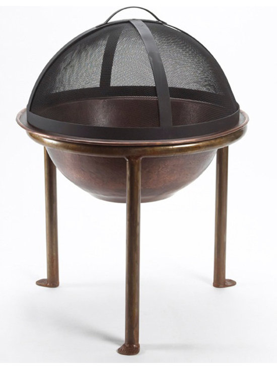 Modern Fire Pits, Contemporary Fire Pits - Great for Fall and Winter -