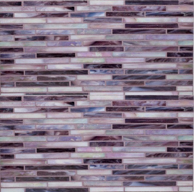 AlysEdwards Glass Tile  Eclectic  Tile  by Mission Stone Tile