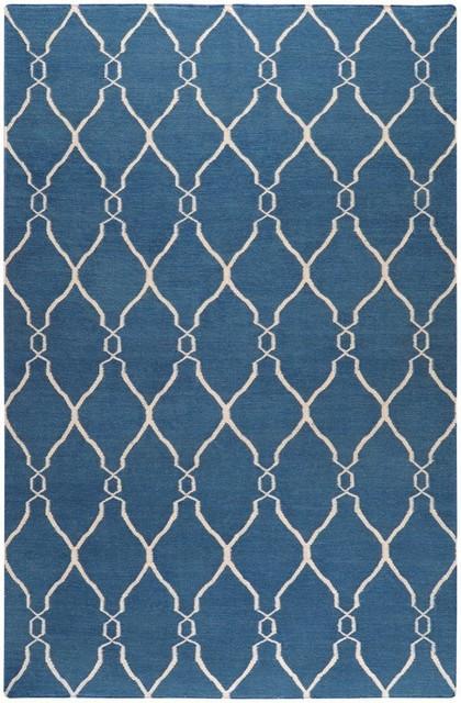 Jill Rosenwald FAL1011-913 Fallon Transitional Hand Woven Wool Rug transitional-rugs