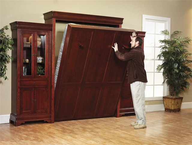 Amish Murphy Bed Set - Contemporary - Murphy Beds - tampa ...