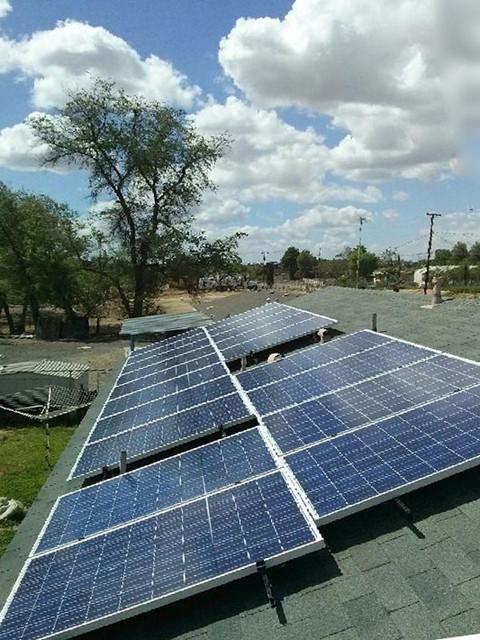 photovoltaic solar system 19 panels perris ca
