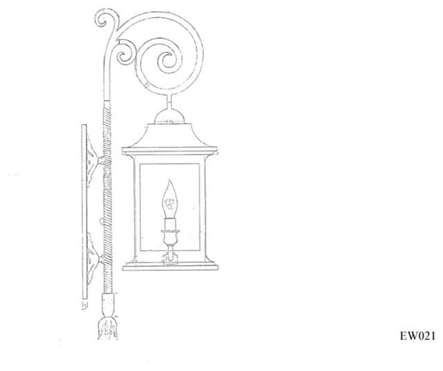 Exterior Lighting Designs traditional-details