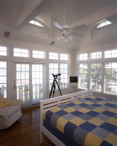 Interior of Homes beach-style