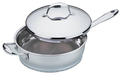 BergHOFF Zeno 3 qt. Covered Saute Pan contemporary-saute-pans
