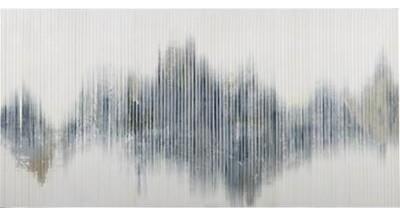 Effervescent Portrayal Print contemporary-artwork