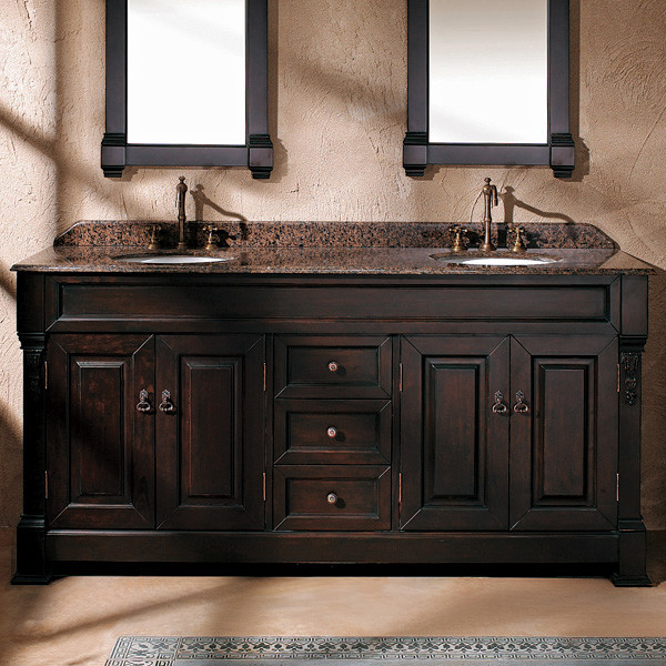 Model Modern Bathroom Vanities  Transitional  Bathroom Vanities And Sink