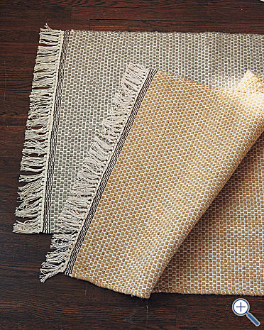 Eileen Fisher Eventide Wool/Cotton Rug contemporary-rugs