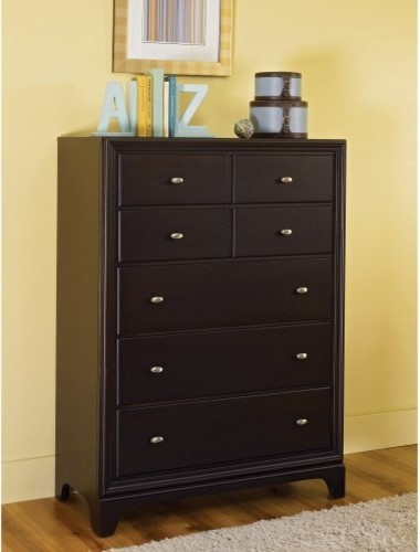 Lea Industries Midtown 5-Drawer Chest contemporary-dressers-chests-and-bedroom-armoires