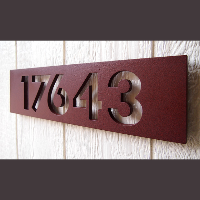 Address Plaques industrial-house-numbers